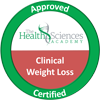 Clinical Weight Loss - Approved Certified