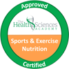 Sports & Exercise Nutrition - Approved Certified