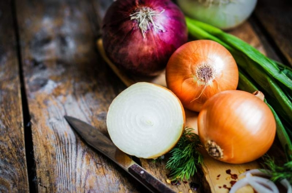 Amazing onion health benefits