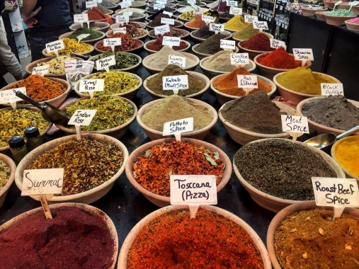 Herbs and spices and their amazing health benefits