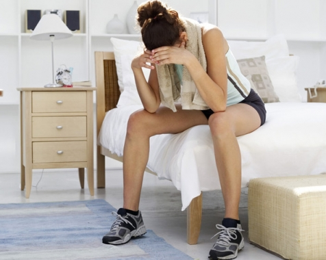 Should you exercise when you are sick?